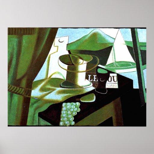 Juan Gris: The Bay Print