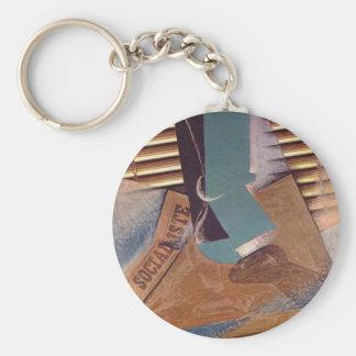 Juan Gris - The blind Key Chains