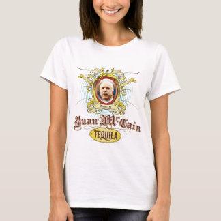 Juan McCain Tequila T-Shirt
