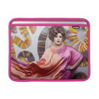Juanita MORE! MacBook Sleeve