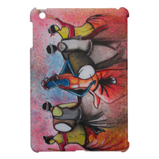 Jubilation-Water Color Painting iPad Mini Case