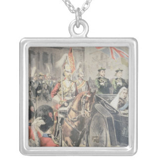 Jubilee of the Queen of England Pendant