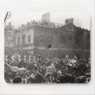 Jubilee Procession in Whitehall, 1887 Mouse Pads