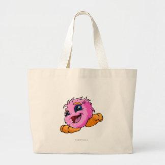 JubJub Pink Jumbo Tote Bag