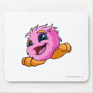 JubJub Pink Mouse Pad