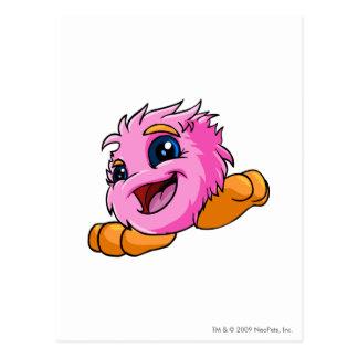 JubJub Pink Postcard