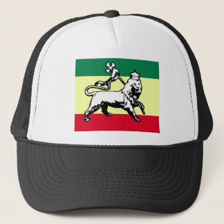 Judah Lion, Estonia flag Trucker Hat