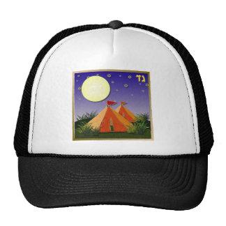 Judaica 12 Tribes Israel Gad Hat