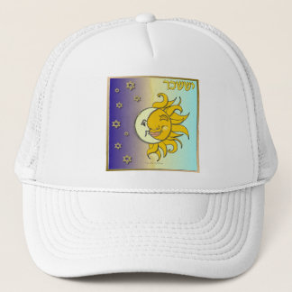 Judaica 12 Tribes Israel Issachar Art Trucker Hat