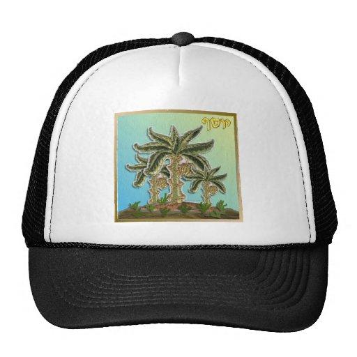 Judaica 12 Tribes Israel Joseph Trucker Hat