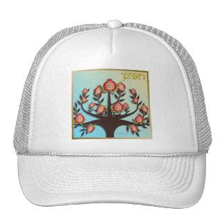 Judaica 12 Tribes Israel Reuben Trucker Hat