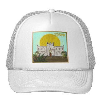 Judaica 12 Tribes Of Israel Simeon Mesh Hat