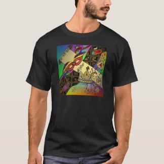 Judaica Happy Purim Jewish Holiday Gifts Apparel T-Shirt