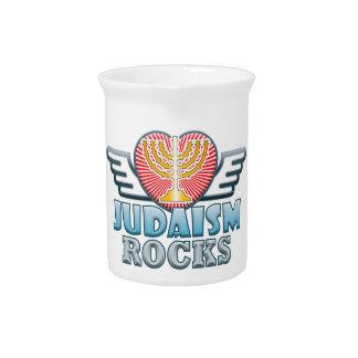 Judaism Rocks Pitcher