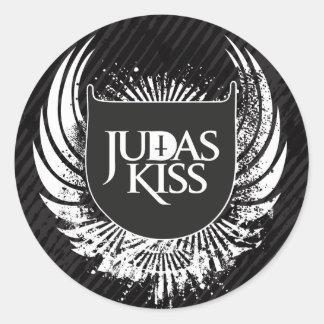 Judas Kiss Sticker