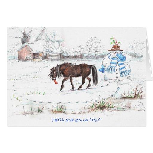 JudeToo JT44 Christmas Card