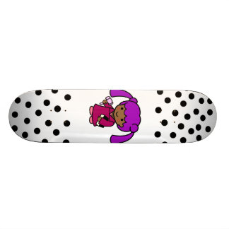 Judge Girl 18.1 Cm Old School Skateboard Deck