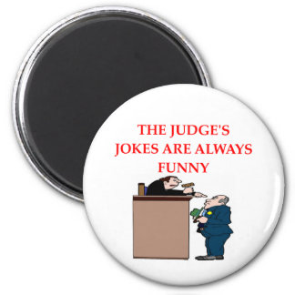 judge jokes magnets