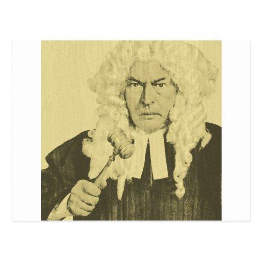 Judge Postcards