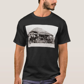 Judge Roy Bean Old West Court T-Shirt