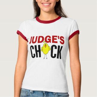 JUDGE'S CHICK TEE SHIRT