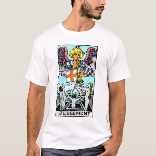 Judgement Tarot Card T-Shirt