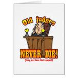 Judges Cards