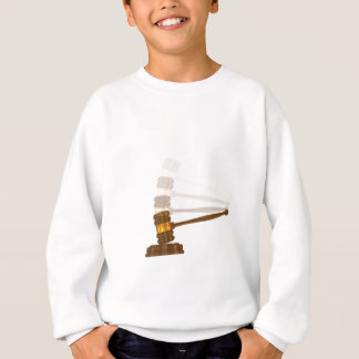 Judges Gravel Hitting The Block Sweatshirt