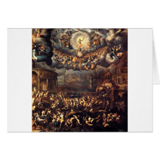 judgment day greeting card