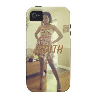 JUDITH'S I PHONE VIBE iPhone 4 COVERS