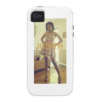 Judith's IPhone iPhone 4 Case