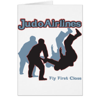 Judo Airlines Card