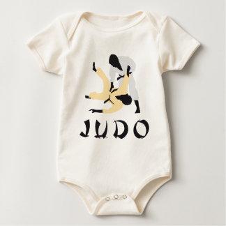 judo baby bodysuit