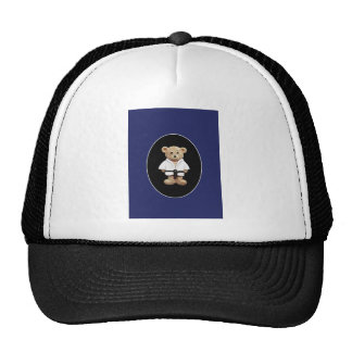 Judo Black Belt Cap