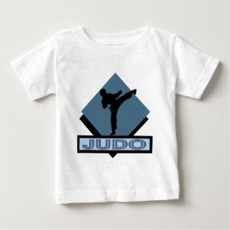 Judo blue diamond baby T-Shirt