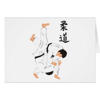 Judo Cards