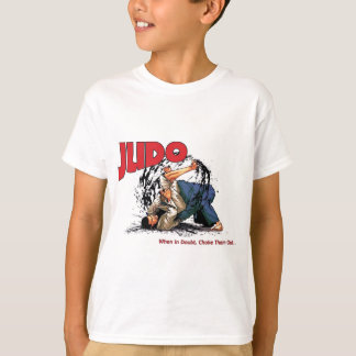 Judo Choke Out T-Shirt