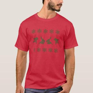 Judo Christmas Tshirt