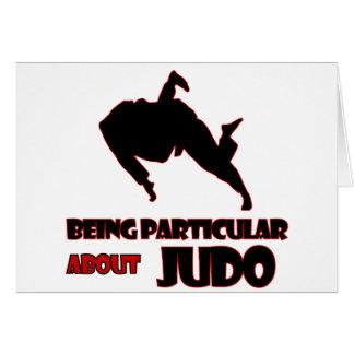 judo Designs Card