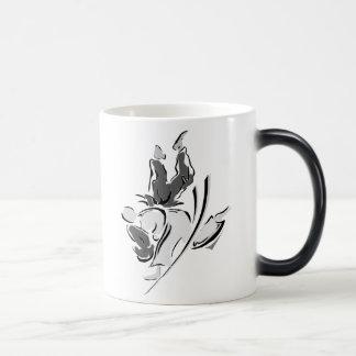 judo magic mug