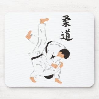 Judo Mouse Mat