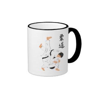 Judo Ringer Mug