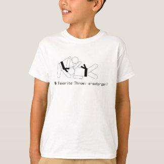 Judo My Fav Throw Osoto Gari T-Shirt