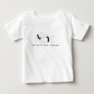 Judo My Fav Throw Osoto Gari T Shirts