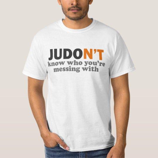 Judo t-shirt