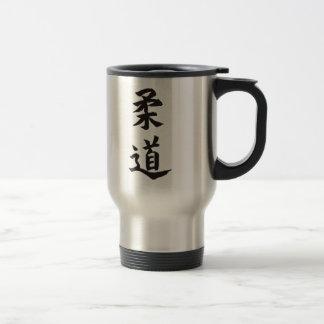Judo Travel Mug