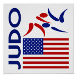 Judo United States Posters
