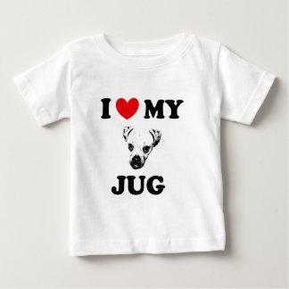 jug dog baby T-Shirt