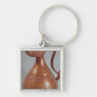 Jug, from Khorasan, Iran, 1218 Key Ring