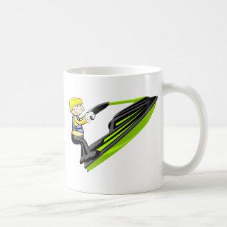 Jug Jet Ski for the breakfast Coffee Mug